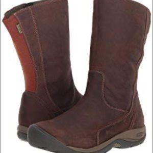 KEEN Women's Presidio Mid Calf Boots Size 7